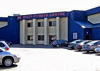 Abbotsford gym VRC Fitness Club