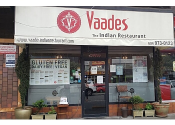 North Vancouver indian restaurant Vaades