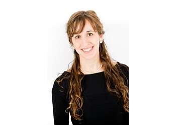 Sherbrooke physical therapist Valérie St-Onge, pht