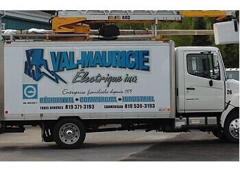 Trois Rivieres electrician Val-Mauricie Electrique, Inc.
