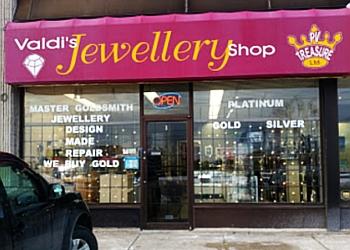 Oshawa jewelry Valdi's Jewellery Shop