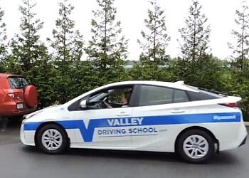 Abbotsford driving school Valley Driving School