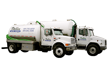 Chilliwack septic tank service  Valley Tank & Container Service Ltd.