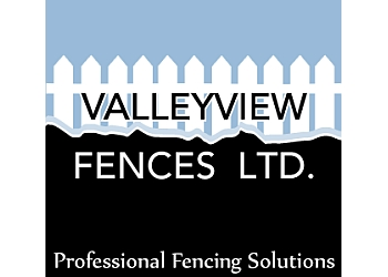 Prince George fencing contractor Valleyview Fences Ltd.