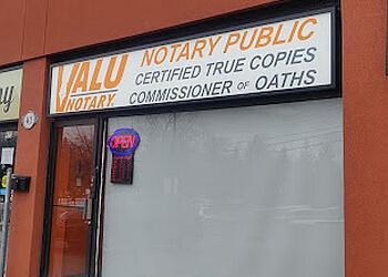 Ottawa notary public Valu-Notary