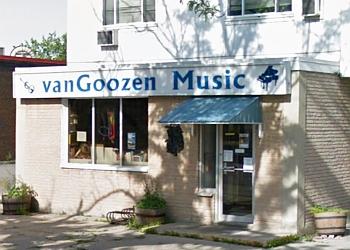 Sarnia music school Van Goozen Music