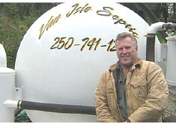 Nanaimo septic tank service Van Isle Septic