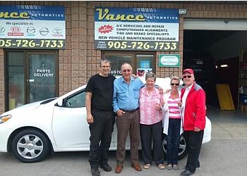 Aurora car repair shop Vance Automotive Ltd.