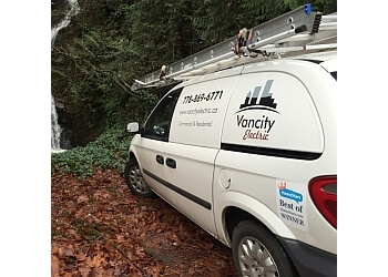 Surrey electrician Vancity Electric