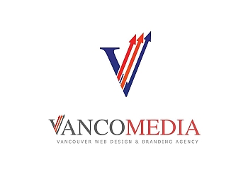 North Vancouver web designer VancoMedia