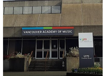 Vancouver music school Vancouver Academy of Music