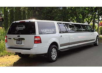 Nanaimo limo service Vancouver Island Limousine
