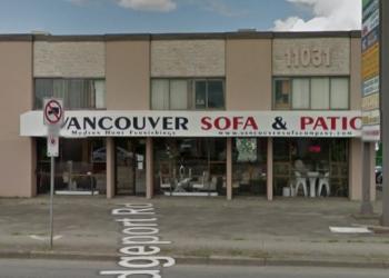 Richmond furniture store Vancouver Sofa and Patio