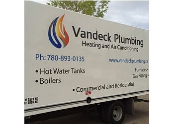 Vandeck Plumbing Heating and Air Conditioning