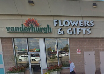 Halton Hills florist Vanderburgh Flowers