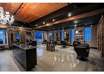 Aurora hair salon Vanguard Hair Parlour and Spa