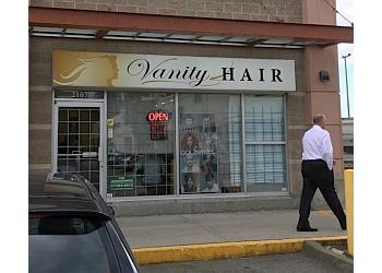 Port Coquitlam hair salon Vanity Hair Ltd.