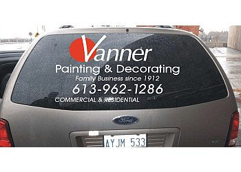 Belleville painter Vanner Painting & Decorating