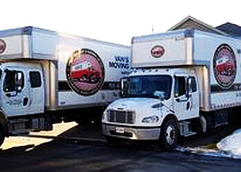 North Bay moving company Van's Delivery Moving And Storage
