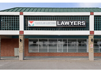 Pickering business lawyer Vanular Lawyers Professional Corporation