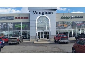 Vaughan car dealership Vaughan Chrysler
