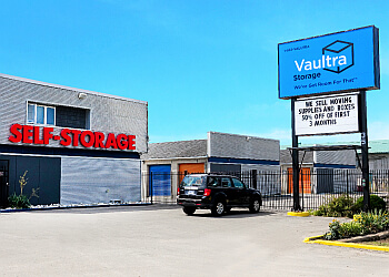 Brantford storage unit Vaultra Self Storage