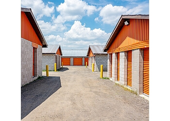 Orangeville storage unit Vaultra Self-Storage