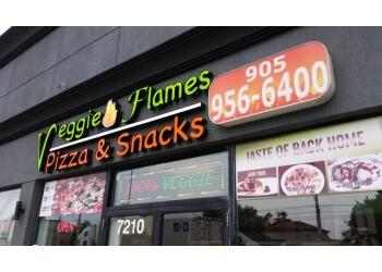 Mississauga vegetarian restaurant Veggie Flames