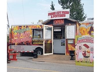Oshawa food truck Veggies N' Bones