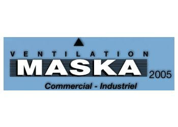 Ventilation Maska 2005 Inc. Saint Hyacinthe HVAC Services