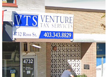 Red Deer tax service Venture Tax Services