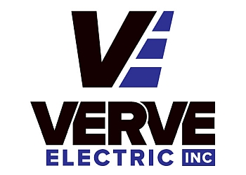 Kitchener electrician Verve Electric, Inc.