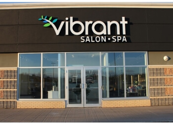 Fredericton spa Vibrant Salon & Spa