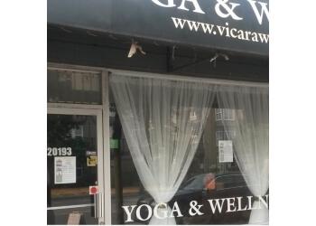 Langley yoga studio Vicara Wellness
