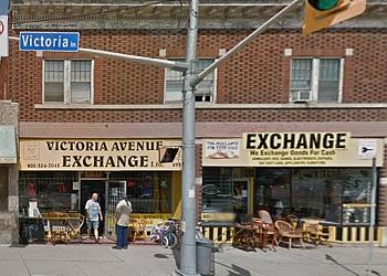 Niagara Falls pawn shop Victoria Avenue Exchange Ltd.