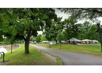 Kitchener public park Victoria Park