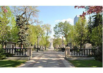 Regina public park Victoria Park