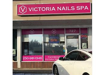 Prince George nail salon Victoria nails Spa