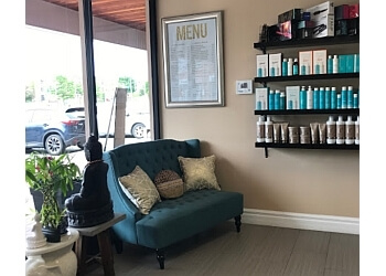 Aurora hair salon Victoria's Glam & Beauty Lounge