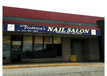Guelph nail salon Victoria's Nail Salon