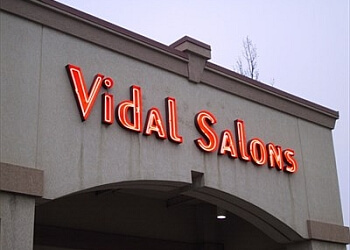 Vidal Salons Sherwood Park Hair Salons