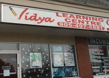 Brampton tutoring center Vidya Learning Centre