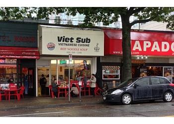 Vancouver vietnamese restaurant Viet Sub Vietnamese Cuisine