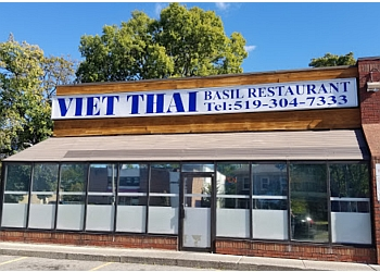 Brantford thai restaurant Viet Thai Basil Restaurant
