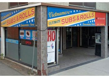 Red Deer sandwich shop Vietnamese Subs & Rolls
