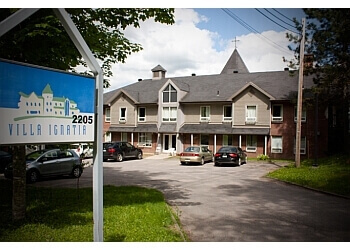 Quebec addiction treatment center Villa Ignatia