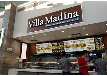 Halton Hills mediterranean restaurant Villa Madina