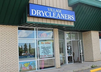 Red Deer dry cleaner Village Drycleaners