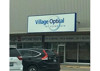 Winnipeg optician Village Optical