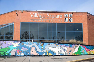 Calgary recreation center Village Square Leisure Centre